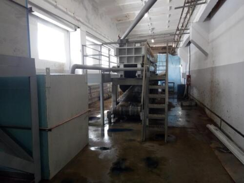 Восстановительно-подготовительные работы в помещении СОФ для размещения оборудования опытно-промышленной установки по переработке медных шламов