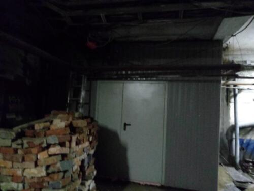 Восстановление помещения РП5 СОФ
