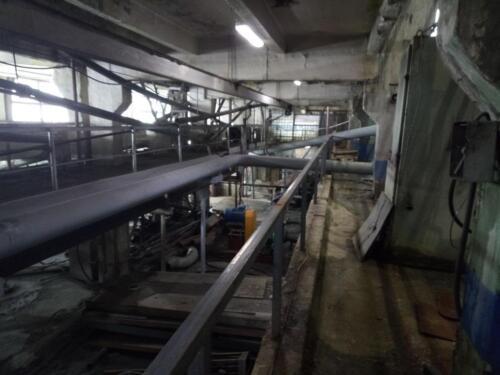 Замена и восстановление внутренних технологических трубопроводов СОФ